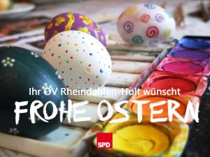 SPD Ostern